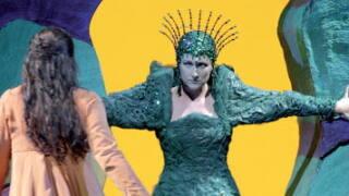 """Mozarts """"Zauberflöte"""" in einer Inszenierung von Pierre Audi"""