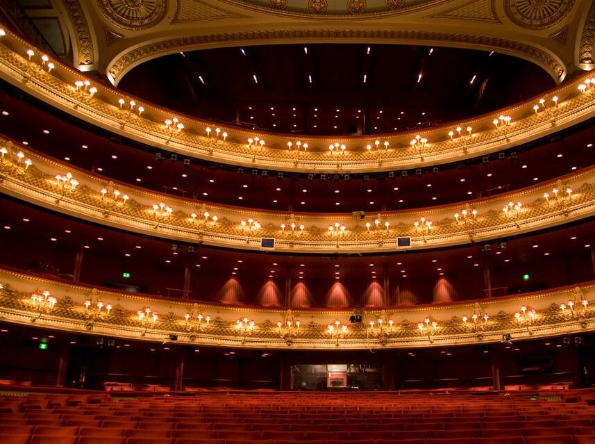Live in Concert - The Royal Opera House