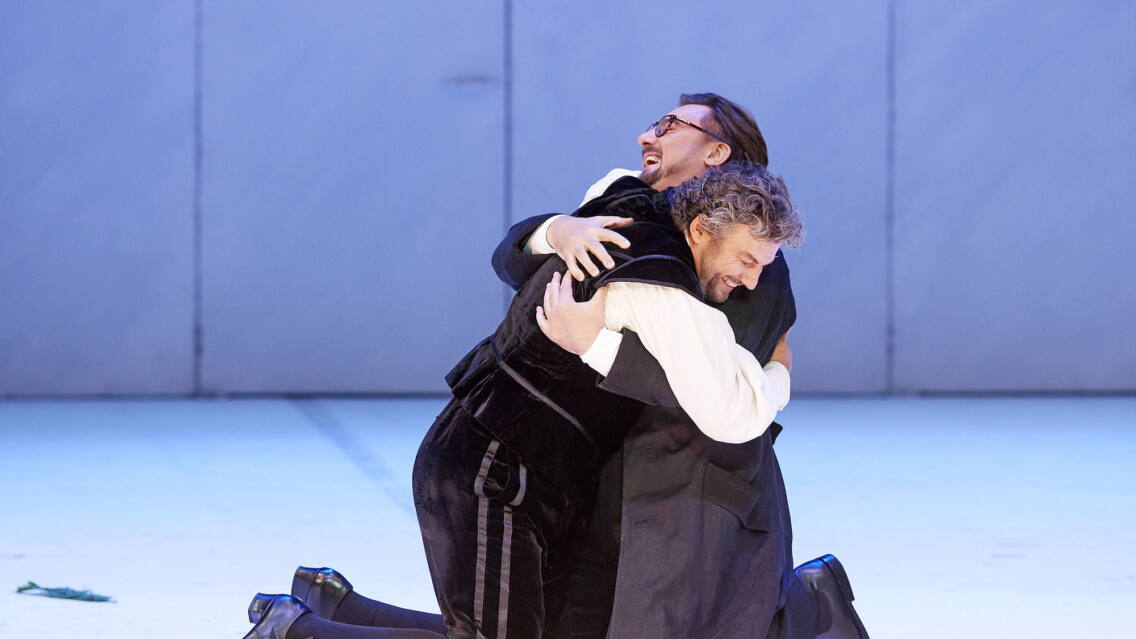 "Jonas Kaufmann in ""Don Carlos"" an der Wiener Staatsoper"