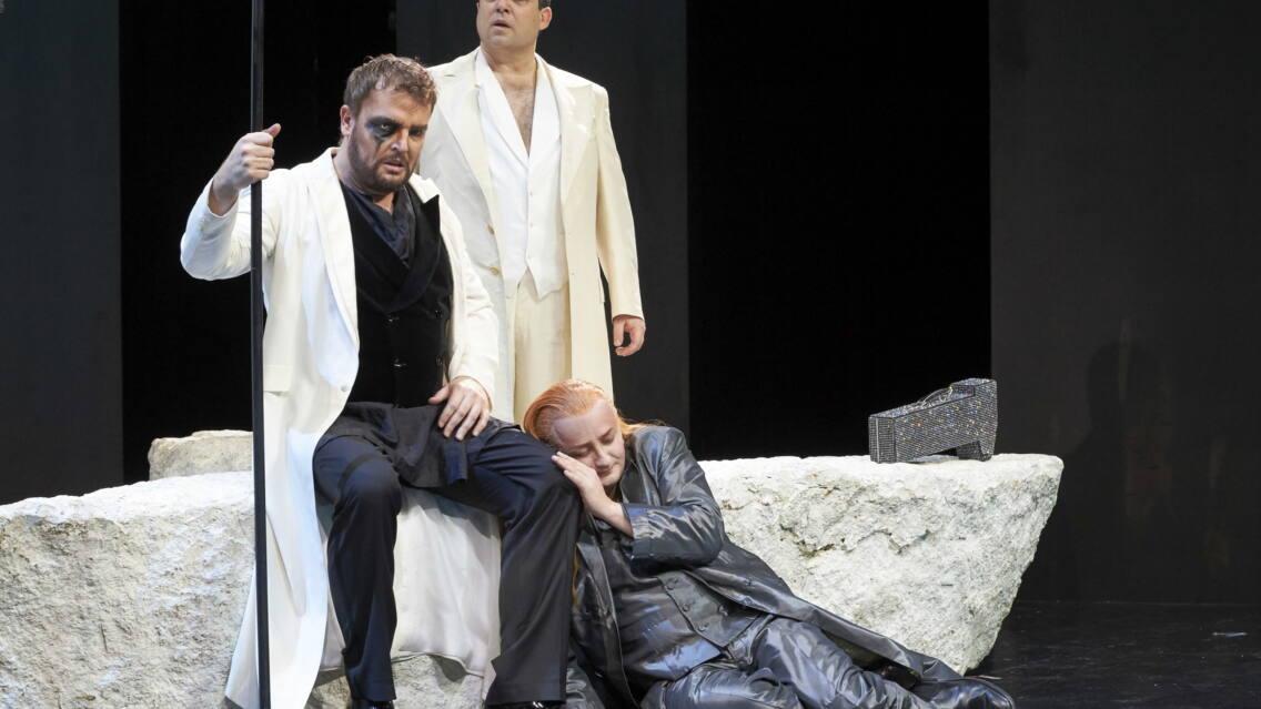 "Richard Wagner: ""Das Rheingold"" – Wiener Staatsoper – foyer"