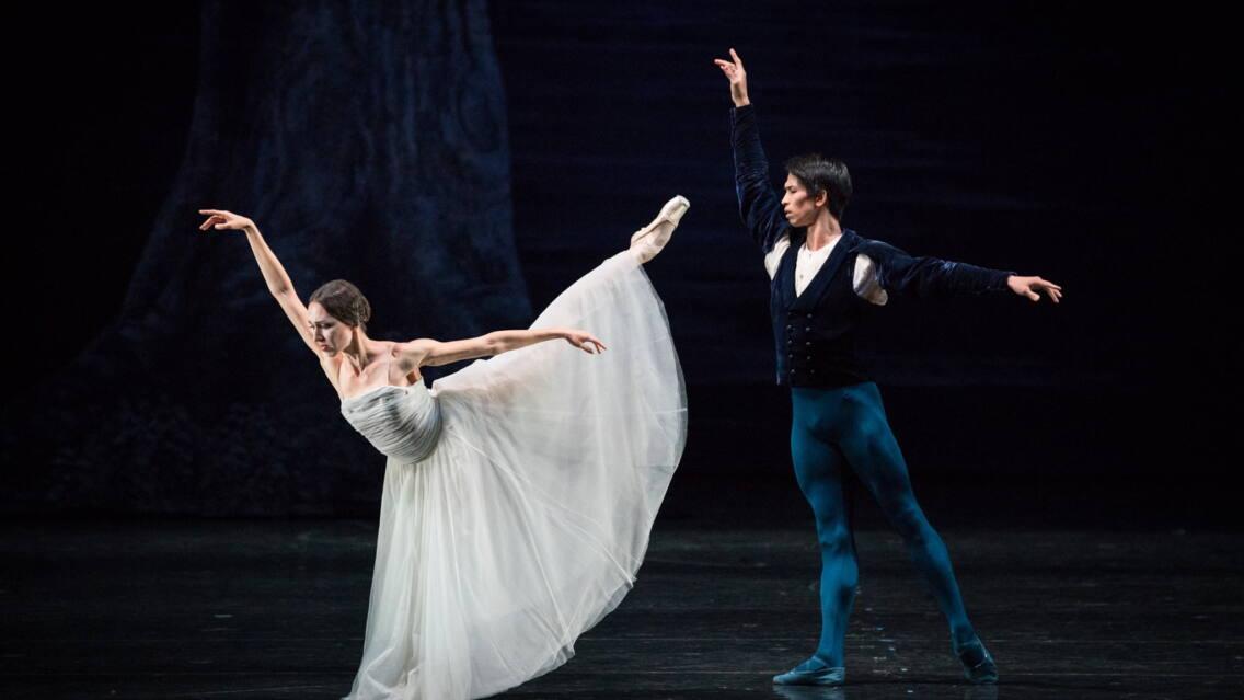 Giselle an der Wiener Staatsoper