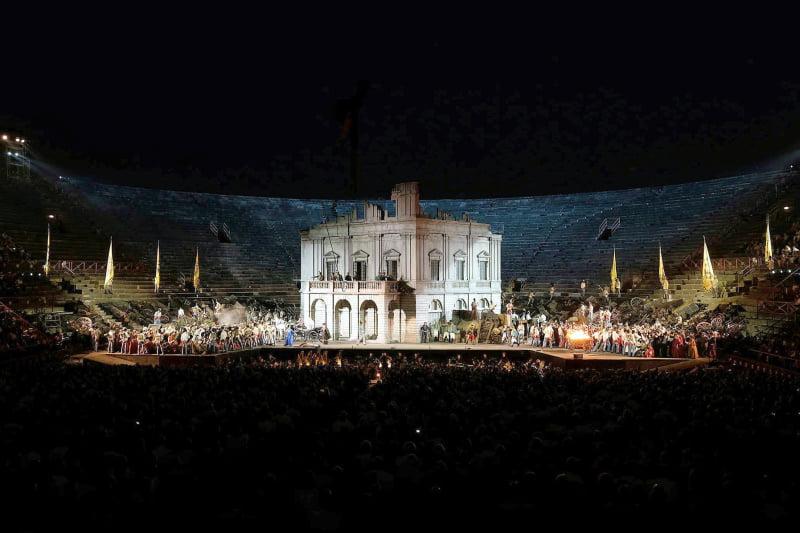 © Foto: Arte/Ph Ennevi/F. Arena di Verona