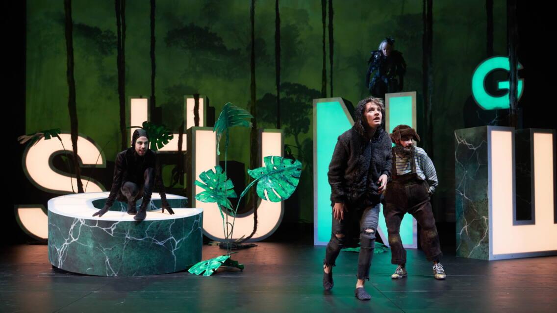 """""""DAs Dschungelbuch"""" am Theater St. Gallen"""