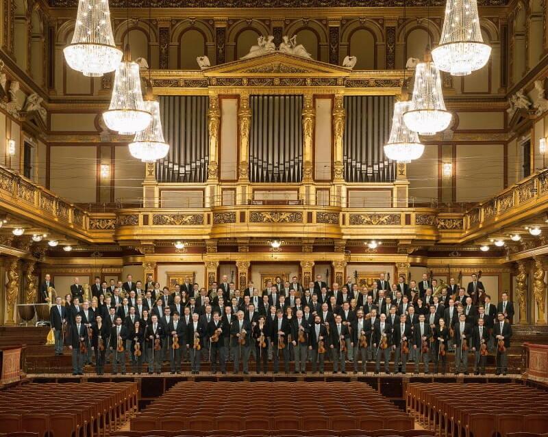 © Foto: Wiener Philharmoniker/Lois Lammerhuber