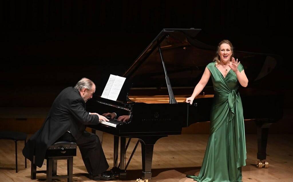 Liederabend Diana Damrau und Helmut Deutsch – Festspielhaus Baden-Baden –  foyer