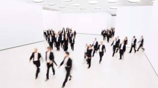 hr-Sinfonieorchester, (© Foto: ZDF und HR/Benjamin Knabe)