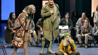 © Foto: 3Sat/ZDF/BR/dpa/Festspiele Bayreuth/Enrico Nawrath